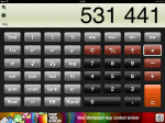 Calculator÷ - Screenshot