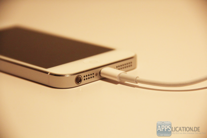 iPhone 5 und Lightning Connector