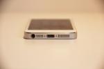 Unterseite iPhone 5 in weiß
