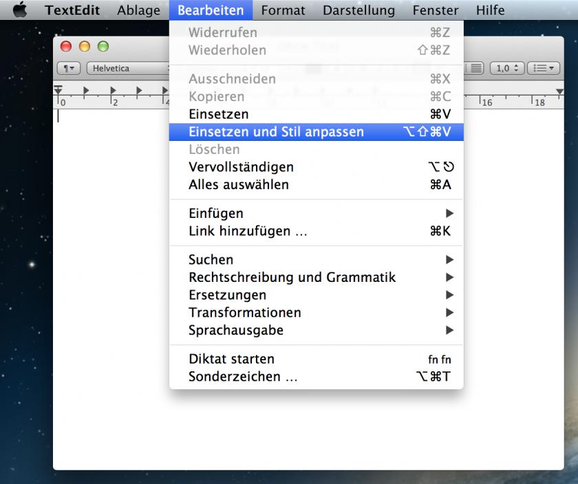 Mac_Text_ohne_Formatierung_kopieren