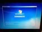 Installation von Windows 7 mit Boot Camp
