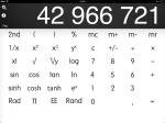 Calculator÷ - Screenshot