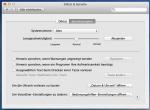 Mac Sprachausgabe einrichten